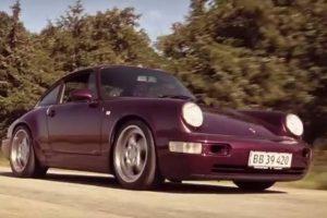 """O Porsche 911 Carrera 4 """"964"""" é música para os nossos ouvidos"""