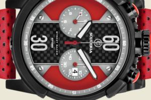 Novo relógio Street Racer para quem gosta de adrenalina