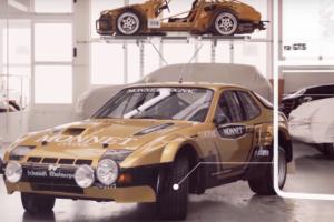 "Porsche lança Maganize ""9:11"". O primeiro episódio fala-nos sobre coragem."