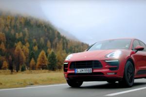 As mais belas estradas para conduzir um Porsche:  Bernina Pass