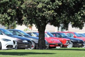 Dia Alfanord: Alfa Romeos à conquista da Costa Nova