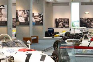 Honda Collection Hall: um museu cheio de história