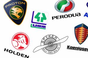 Sabe o país de origem destas 10 marcas de automóveis? Faça o teste!
