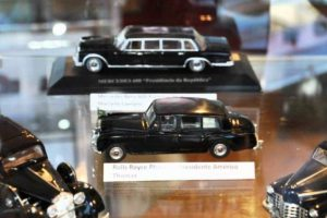 Museu da Miniatura Automóvel de Gouveia apresenta novas colecções