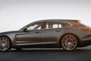 O novo Porsche Panamera Sport Turismo: Venture on