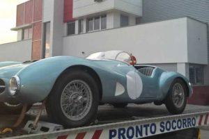 Automóvel português Olda presente na Especial de Albergaria