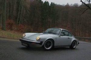 Porsche 911 à chuva, não há que ter medo