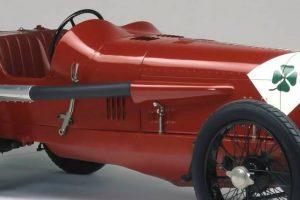 A história do Quadrifoglio da Alfa Romeo