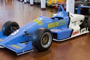 Fórmula 3 de Michael Schumacher confirmado no Salão Motorclássico