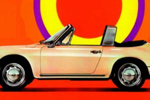17 posters vintage da Porsche