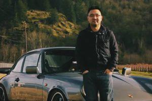 911 Carrera 3.2, pelo prazer da condução