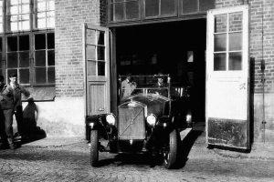 Primeiro Volvo saiu da fábrica há 90 anos