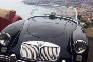 Madeira Classic Car Revival é já neste fim-de-semana