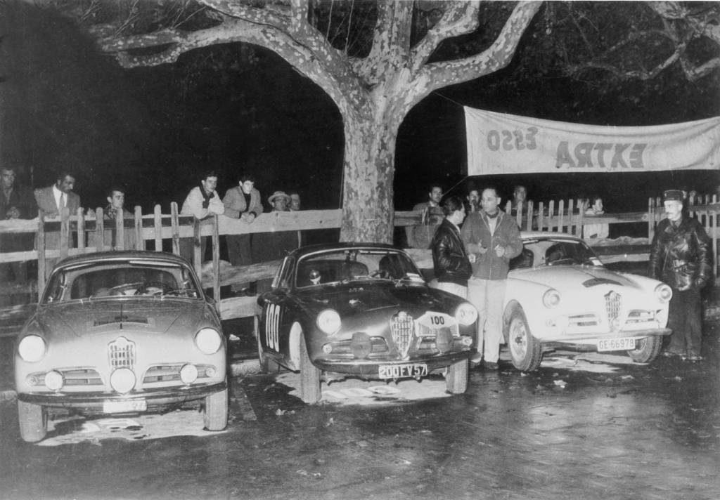 O Giulietta Sprint Veloce dominou a categoria dos pequenos GT durante vários anos