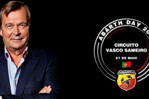 Markku Alén vai estar presente amanhã no Abarth Day 2017