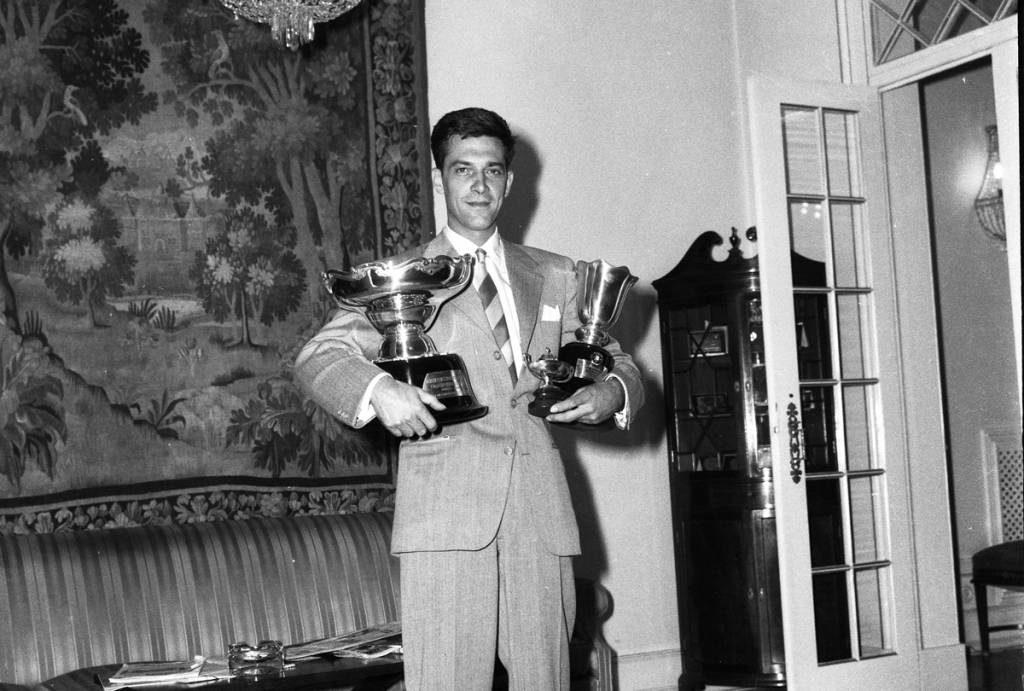 Andrade Vilar era admirado pela comunidade desportiva da época e o seu prematuro desaparecimento foi muito sentido