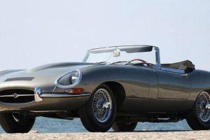 Jaguar português vendido por quase 600 mil euros, um novo recorde