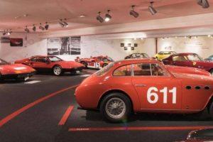 Ferrari expande o Museu Maranello