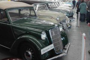 20º Aniversário CLA: Visita à fábrica e ao museu da Opel na Alemanha