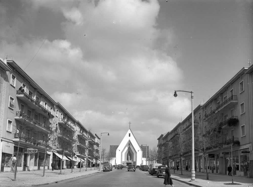 Avenida da Igreja