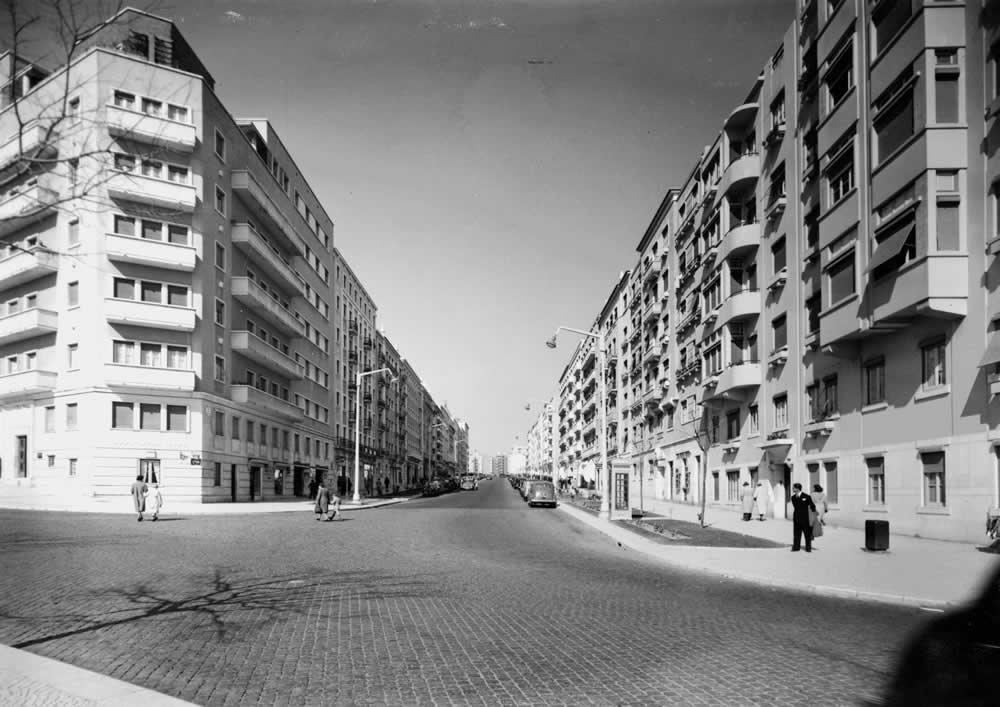 Avenida Guerra Junqueiro