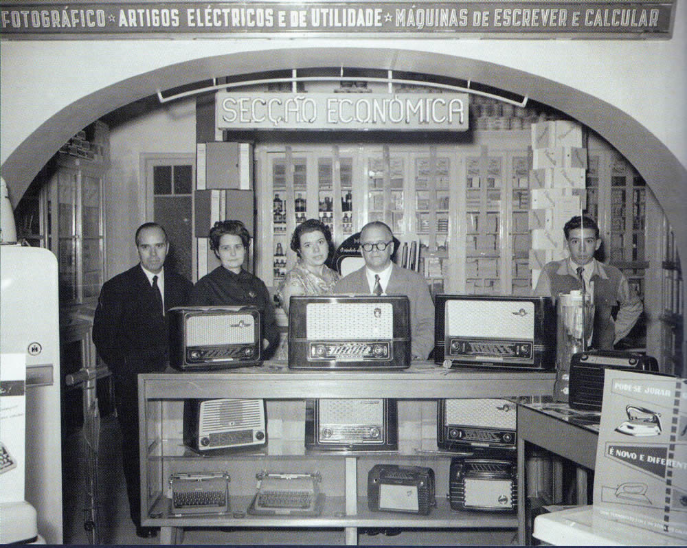 Loja de artigos eléctricos