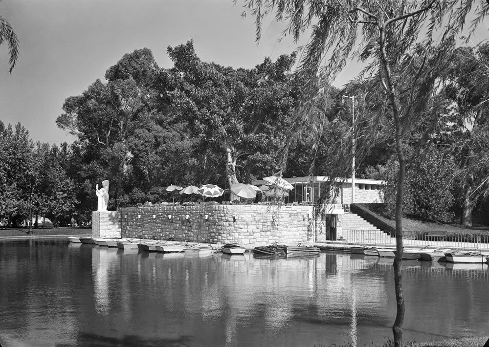 Lago do Campo Grande