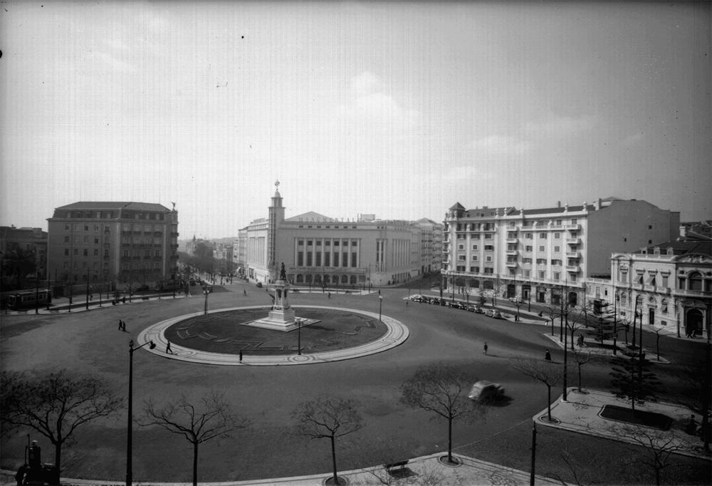Praça Duque do Saldanha