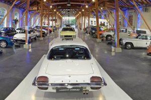 Museu de modelos clássicos Mazda inaugurado na Alemanha