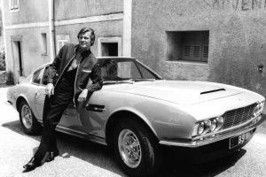 Morreu Roger Moore, o espião que adorava automóveis