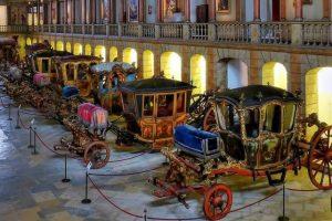 Este fim-de-semana o Museu Nacional dos Coches tem entrada gratuita