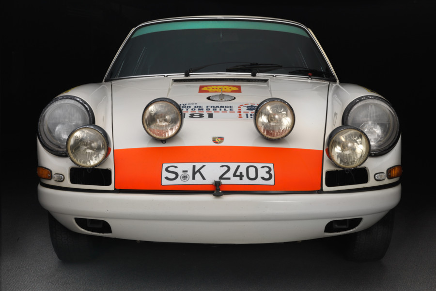 É um dos modelos mais raros do 911, com apenas 20 unidades produzidas