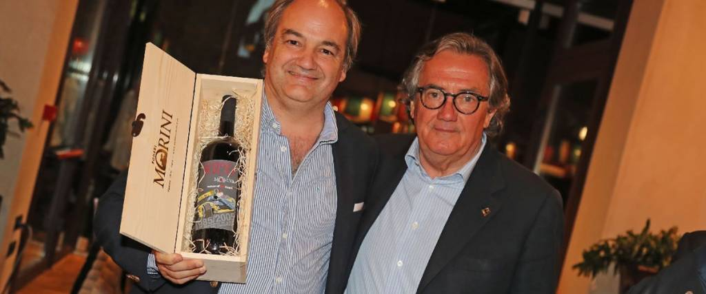 Rodrigo Gallego homenageado no Minardi Day em Imola