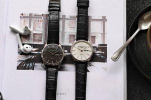 Novo relógio da Frédérique Constant: um clássico com toque moderno