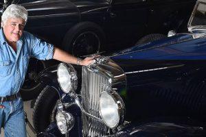 A extraordinária colecção de automóveis de Jay Leno