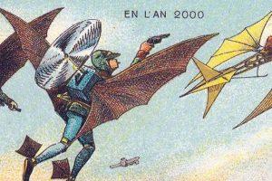 Como era o futuro há 100 anos?