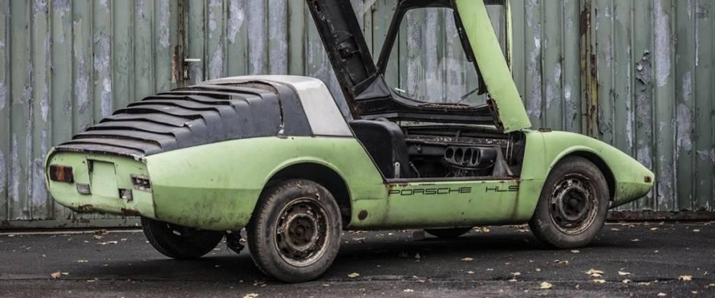 911 HLS, o Porsche mais raro (e estranho) de sempre