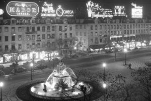 A extraordinária Lisboa do anos 50 e 60 em imagens