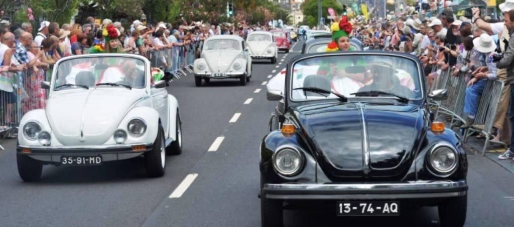 400 clássicos enchem as ruas da Madeira na Festa da Flor