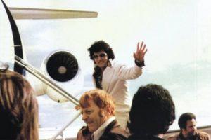 Avião perdido de Elvis Presley à venda