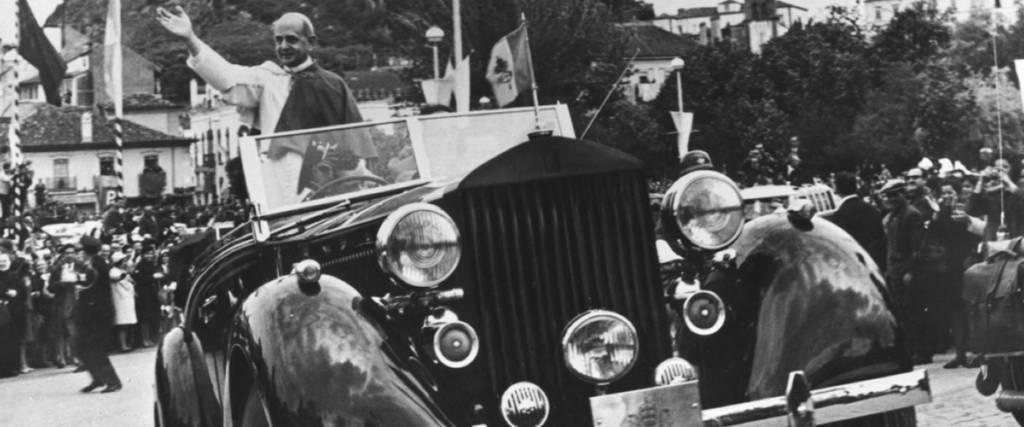 Quando Portugal enganou o Papa com um Rolls-Royce
