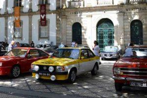 20º Encontro do Clube Lusitano do Automóvel Clássico em Dão-Lafões