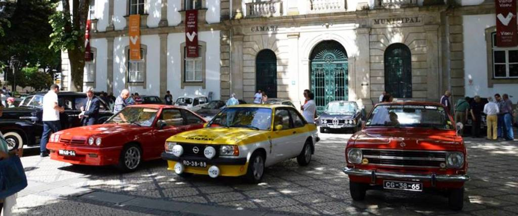 ef64681390e 20º Encontro do Clube Lusitano do Automóvel Clássico em Dão-Lafões ...