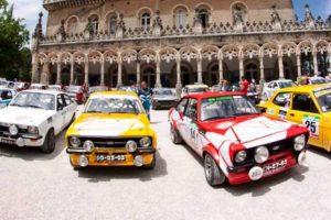 Classificações da mítica prova Rally Legends Luso-Bussaco