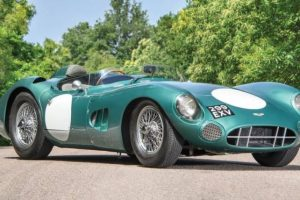 O Aston Martin mais importante do mundo vai a leilão