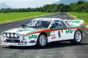 Lancia 037 Evo 2 de 1984: A lenda do Grupo B