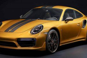 Porsche 911 Turbo S Exclusive Series, uma raridade com mais potência e luxo