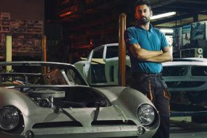 Iso Rivolta A3C Bizzarrini: O renascimento de um automóvel de corrida