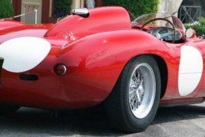 Comemorações dos 70 anos da Ferrari em Monza