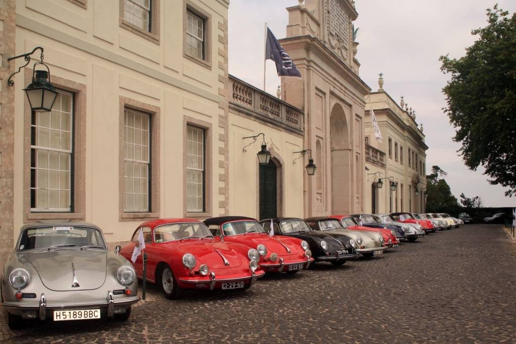 e3bb805b1b7 Hans-Peter Porsche esteve em Portugal - Jornal dos Clássicos
